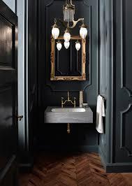 8 stylish vintage bathroom decorating