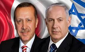 Resultado de imagen para erdogan y netanyahu