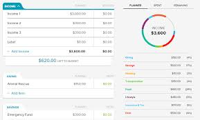 Mint Budget Template Get Back On Track With These 5 Great Budget Calculators