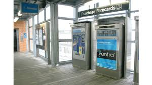 Ventra Vending Machine Gorgeous The Start Of A New Fare Era Mass Transit