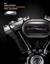2017 Screamin Eagle Catalog Boardtracker Harley Davidson