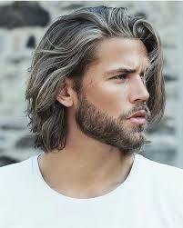 Coiffure Pour Homme Cheveux Mi Longs Printemps été 2017