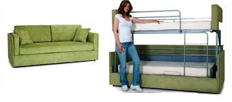 couch bunk bed. Coupe Sofa Turns Into A Comfy Bunk Bed In Just 14 Seconds Couch