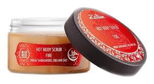 Купить <b>пенящийся горячий скраб для</b> тела Огонь Hot Body Scrub ...