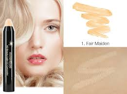 best hd cover care for light skin tone blondes