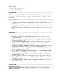 Resume Yogesh Thakur E-mail: yogeshthakur49@gmail.com Mobile-No: ...