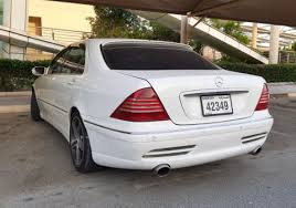 2000 mercedes benz s class is one of the successful releases of mercedes benz. Used Mercedes Benz S Class S 500 2000 1156235 Yallamotor Com