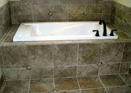 outside corner tile bathroom tile around tub ideas tile tub surround installing around a bathtub ideas