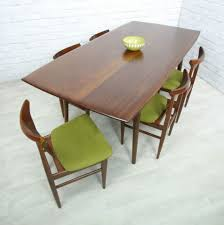 art deco retro vine teak mid century danish style dining table eames era 50s 60s ebay