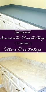 stone laminate countertops try this cool technique to make laminate look like granite so you can