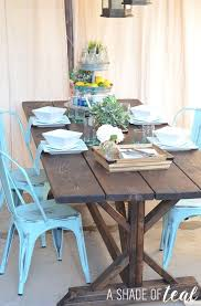 farm table with metal chairs breathtaking finding the perfect for a rustic farmhouse home interior 19