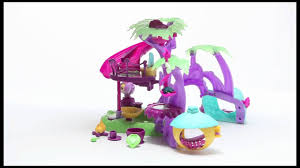 Zoobles Razoos Treehouse By Spinmaster  YouTubeZoobles Treehouse Playset