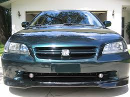1998-2002 honda accord crystal headlights lamps 1999 | Honda ...