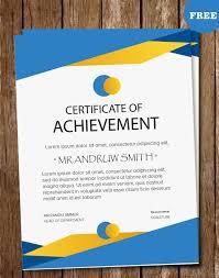 Psd Certificate Template Certificate Psd Templates 3