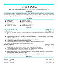behavior specialist resume template resume builder behavior specialist resume template what your resume should look like in 2016 money photo cover letter