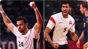 نتيجة مصر والسويد كرة اليد اليوم | فوز الفراعنة | نتيجة مباراة مصر والسويد  لكرة اليد في اولمبياد طوكيو 2020 - كورة في العارضة