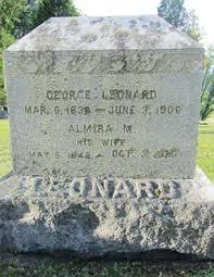 "Almira ""Myra"" Leonard Leonard (1849-1925) - Find A Grave Memorial"