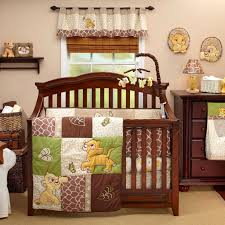 lion king baby nursery decor and crib sets lion king baby baby