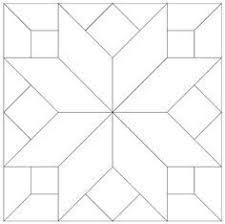 Printable Quilt Block Patterns | quilt block 7 blank possible ... & Printable Quilt Block Patterns | quilt block 7 blank possible order of  assembly quilt top Adamdwight.com