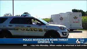 Bomb Squad Finds No Explosive Device In Geneseo Safe For