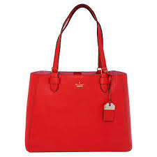 Kate Spade Carter Street Tyler Tote, Picnic Red