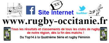 """Résultat de recherche d'images pour """"photos match rugby en occitanie"""""""