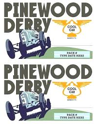 Newspaper Flyer Template Pinewood Derby Flyer Template Cars Plans Templates For