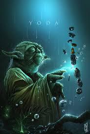 Yoda Design Artstation Yoda Shane Molina