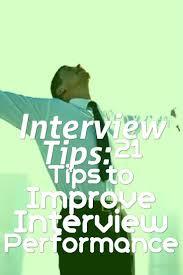 371 Best Interview Tips Images On Pinterest Job Interviews