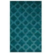 morocco teal 3 ft x 5 ft area rug