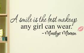 A Beautiful Quote For A Girl Best Of Makeup Quotes The Idea Of Artificial Beauty
