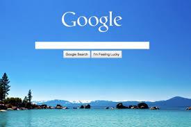 Google Homepage Background Google Background Appears On Homepage Techeblog