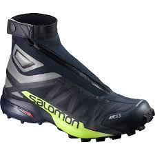 Salomon Running Shoes Size Chart Salomon Snowcross 2 Cswp Trail Running Shoe Mens