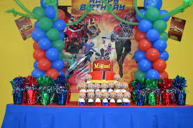 3rd yearold bday party