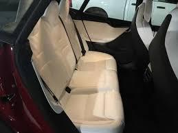 tesla model s new back seats