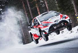 Toyota wins 2017 Rally Sweden, first WRC win since 1999 ...