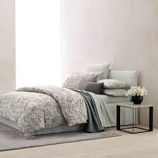 calvin klein home nocturnal blossoms duvets