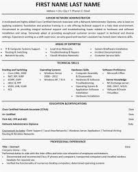 25 System Administrator Resume Templates Best Resume Templates