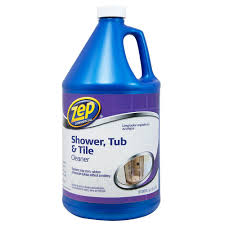 shower tub and tile cleaner case of 4 zustt128 the home depot