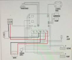 spa wiring diagram wiring diagram for hot tub heater wiring diagrams hot springs spa heater wiring diagram schematics and