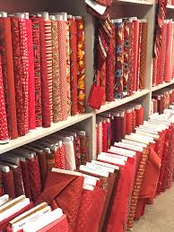 Top 10 Reasons Why We Love Quilting - Keepsake Quilting & red quilting fabric Adamdwight.com