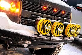 kc hilites off road driving lights carid com kc hilites® round yellow vinyl light covers black kc hid logo