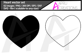No physical product will be shipped to you. Download Silhouette Love Heart Svg Free Svg Cut Files For Commercial Use