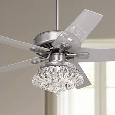 home design stylish inspiration crystal chandelier ceiling fan combo extraordinary light kit fans indoor furniture
