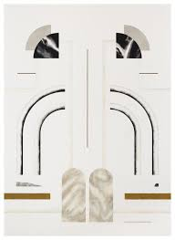 Elena Alonso - Untitled-Facade-Fronton-5 for Sale | Artspace