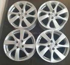 Toyota Prius Alloy Rims (Wheel) with wheels cover for sale in ...