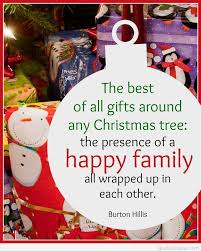 christmas happy family quote wallpaper