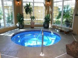 jacuzzi indoor astarte suite with private infinity