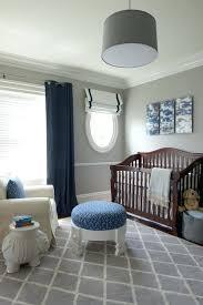 gray and blue nursery navy striped rug