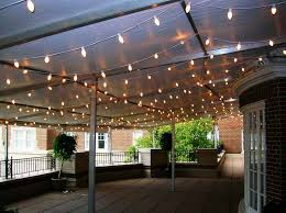 commercial outdoor string lights images ideas